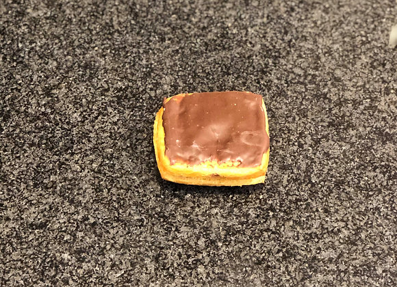 Cremekoek chocolade