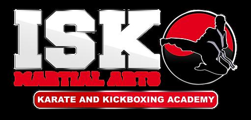 ISK Marital Arts - Red B&W.png