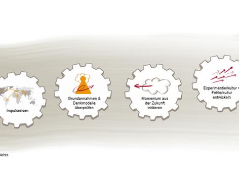 Alles neu: Produkte, Geschäftsmodell, Organisation. Ein Praxisbeispiel zur Gestaltung von Innovation