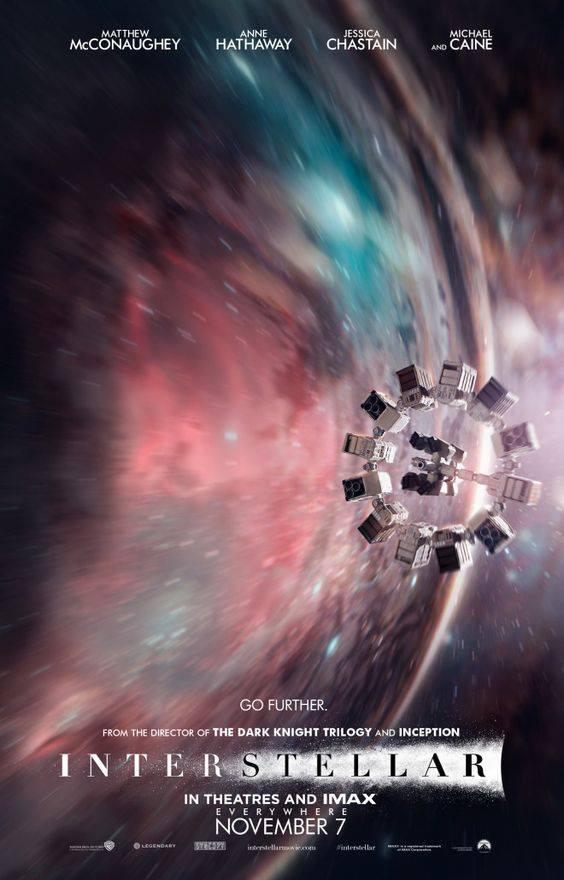 5月12日映画「インターステラ―」オフ会 、 「今・ここ」にある、時空を超えた5次元世界と愛の物語