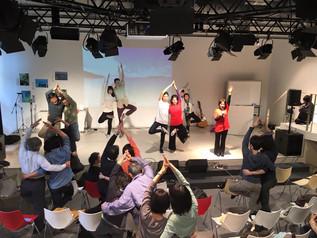 代官山でのイベント「Synchronize to AMAMI」ー奄美へシンクロせよー