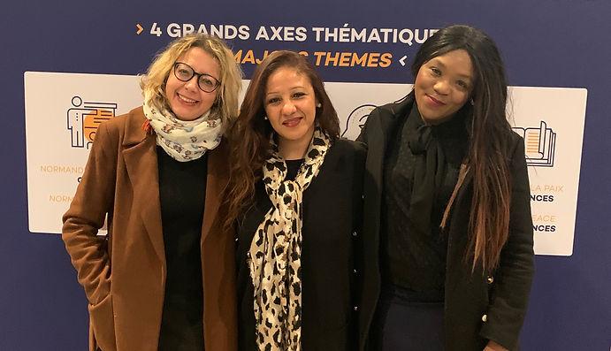 Conférence Normandie pour la Paix 22 janvier 2020 LIDDFC