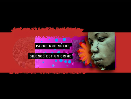 Parce que notre Silence est un Crime.                             www.liddfc.org