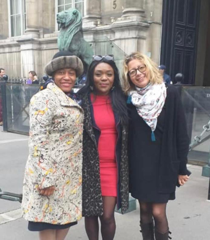 Colloque sur le DROIT des FEMMES