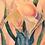 "Thumbnail: ""SLIDING FAIRY"" Watercolor by Shery Polansky HIDDEN FAIRY SERIES"