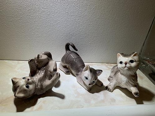 Goebel Litter; Playful Kittens
