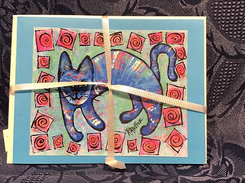 CATS CARDS by RANCIER