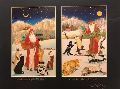 """McAfee Print """"Christmas"""""""