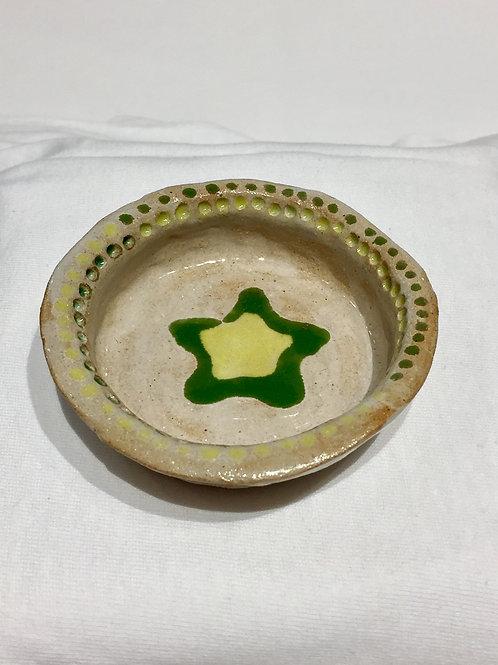 Star Cat Plate