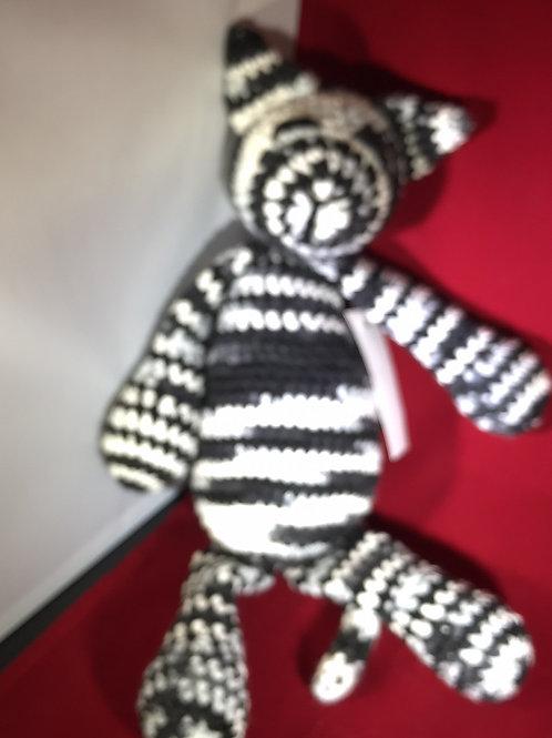 crochet kitty, church kitty, cat crochet, cat toy, cat cuddle, cat bed decor