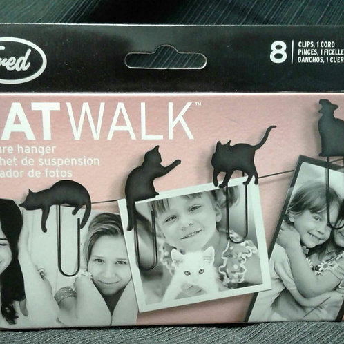 cat photo clip  holder