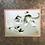 Thumbnail: Vintage Chinese Brush Painting print 2