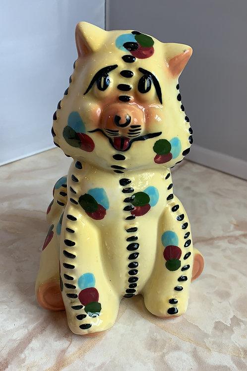 ugly cat, tabby cat