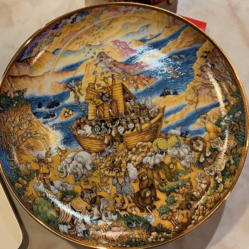 Fine Porcelain, Noah's Ark, Bill Bell,