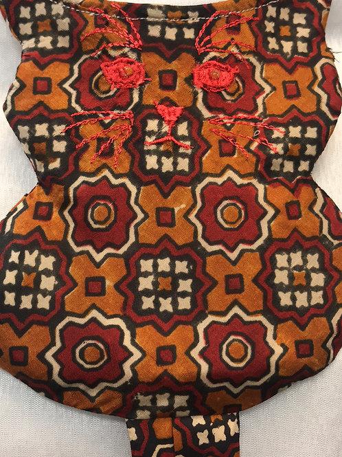 """KITTY KIT-TIE"" Bag by Essie Gee Designs"