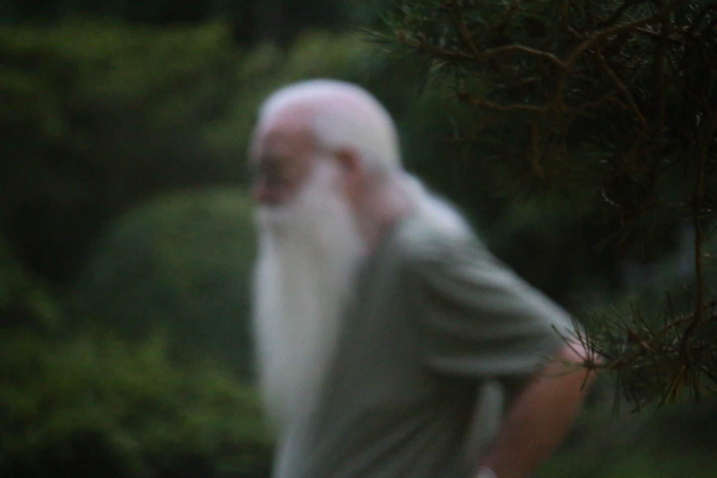 RayMan, Big Beard