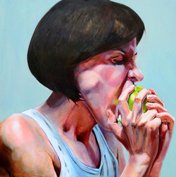 """The_apple`s_syndrome_""""_(Detail_of_Tripty"""