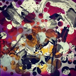 Jeff Cylkowski, Untitled 19, 2015, Acryl