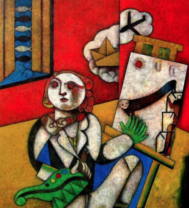 Homenaje a Marc Chagall