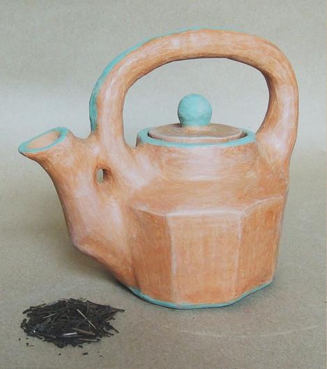 Samuel Rossel, Teapot, 2020
