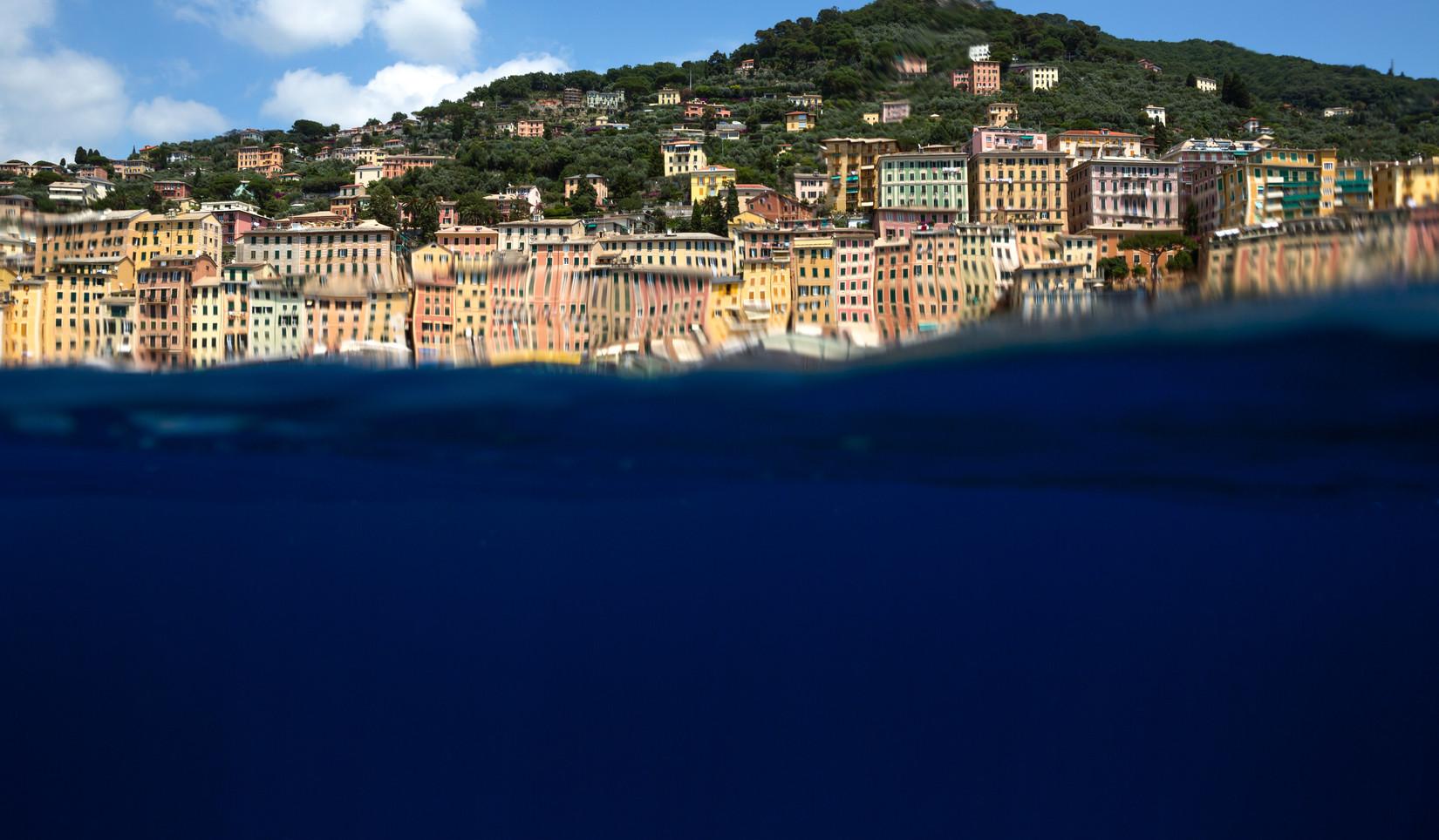 Ha Eul, Amphibious Eye Project 2014 Amalfi Coast