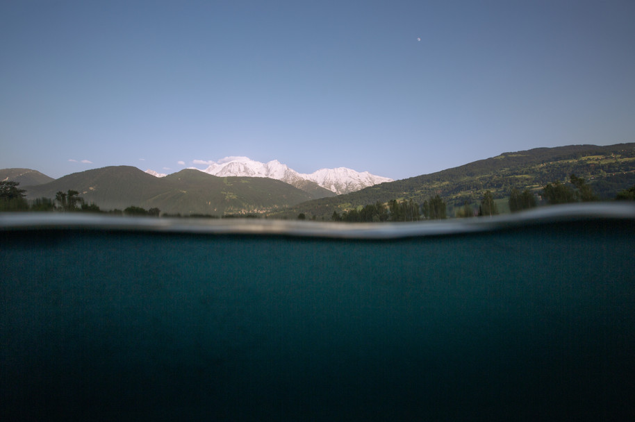 Ha Eul, Amphibious Eye Project 2014 Mont Blanc _
