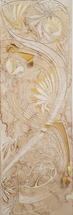 Gold Art Nouveau, 2021