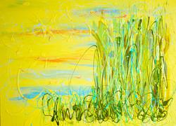 Early_Yellow_2015_Enamel_on_canvas_44_x_