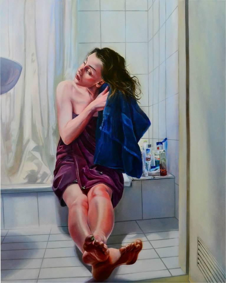 oil on canvas 120x100, 2013