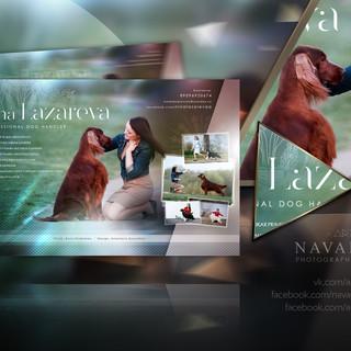Презентация для хендлера - Нина Лазарева