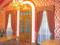 праздничные шторы