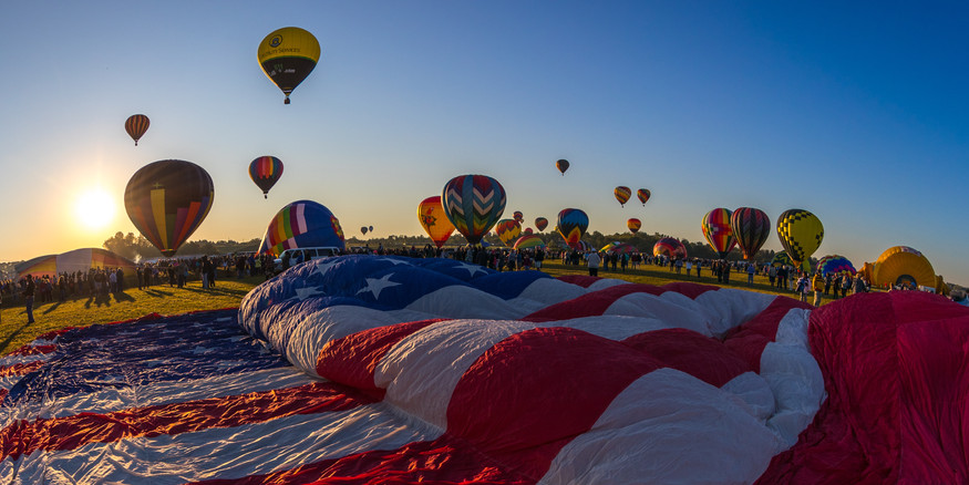 - Adirondack Balloon Festival -