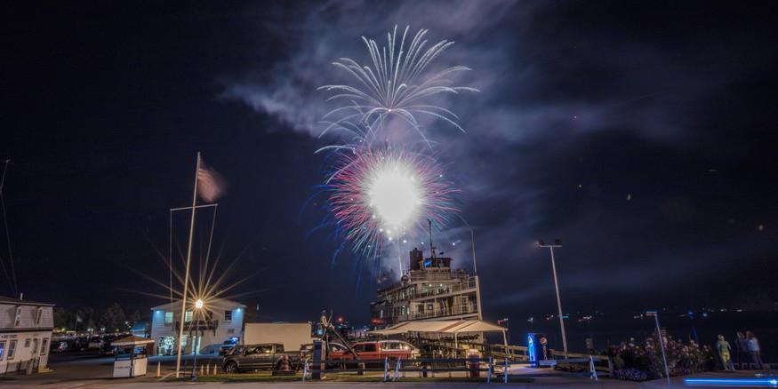 - Summer Fireworks III -