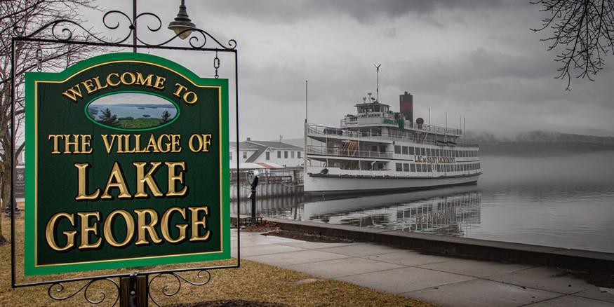 - Welcome to Lake George -