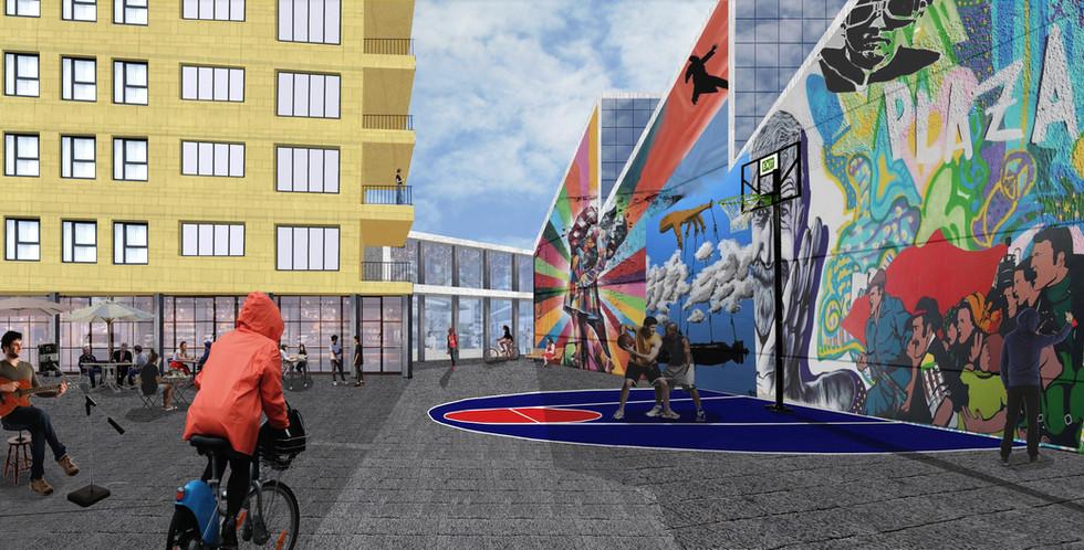 Transforming Sendling industrial neighborhood