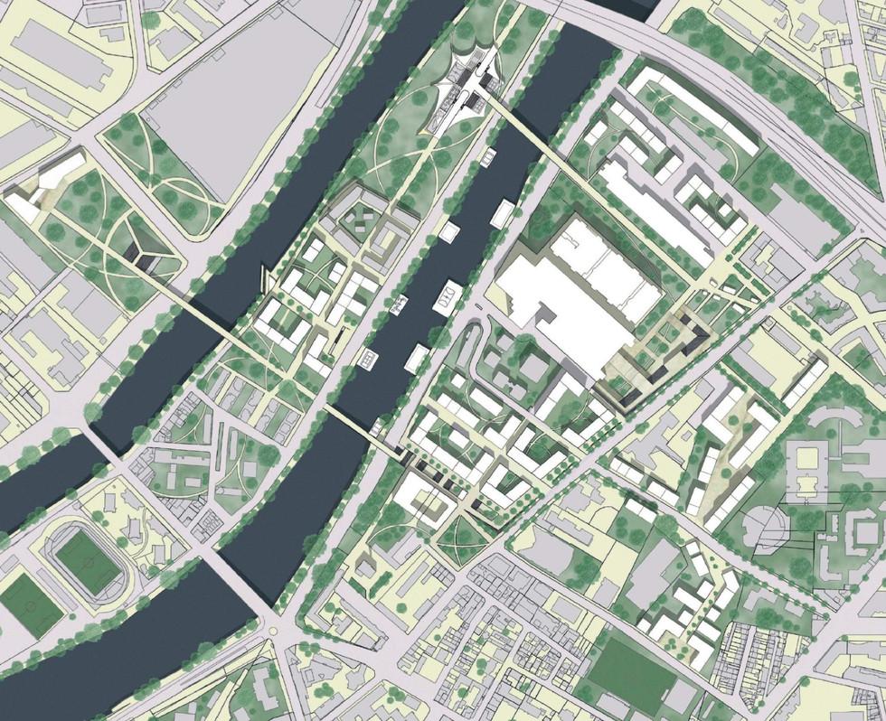 Olympic Village Paris 2024