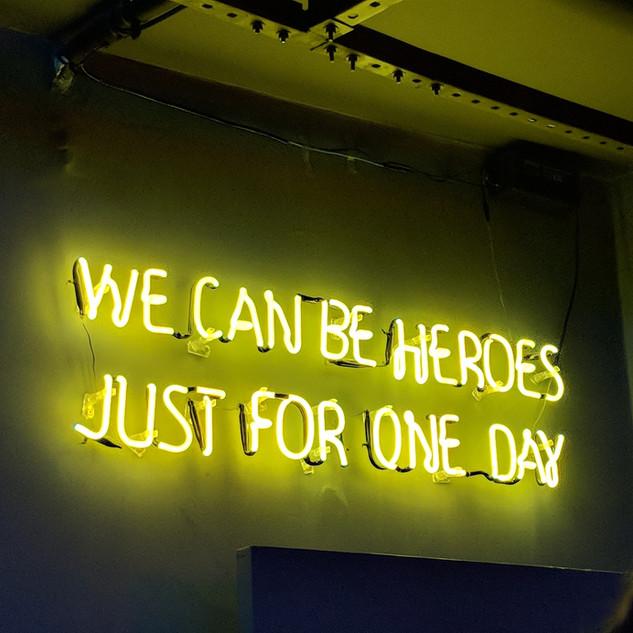 We can be heroes karaoke neon sign.jpg