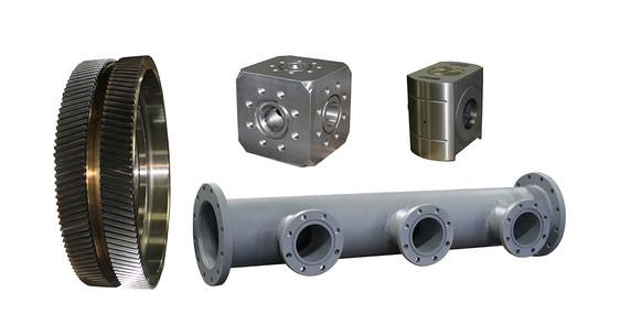 Mud Pump Components