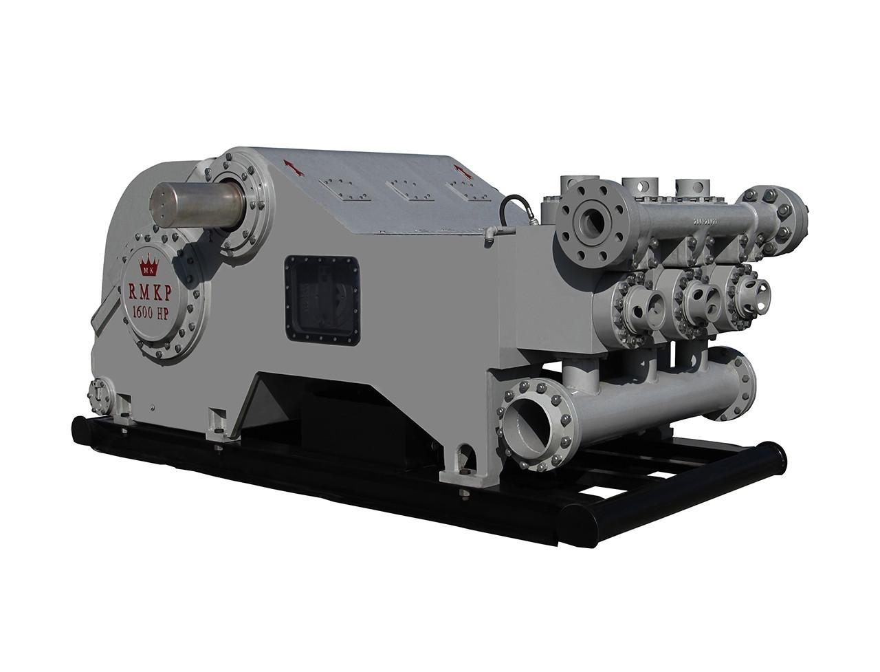 MKP 1600 Triplex Mud Pump