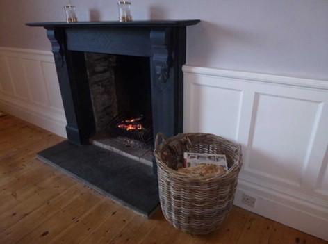 Fireplace & Hearth - Slate