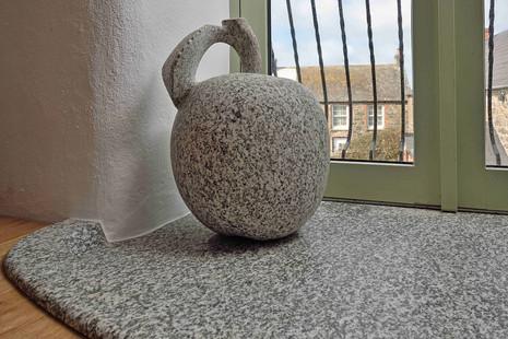 Cornish Granite Apple and Threshold