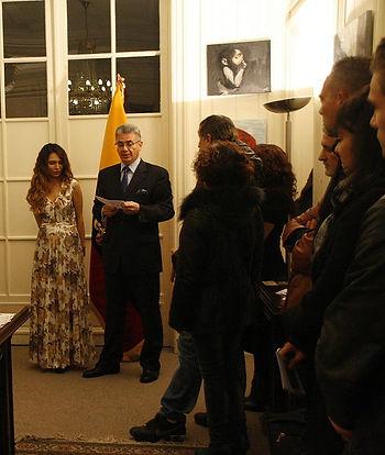 © Ambassade de l'Equateur - Audrey Delsuc