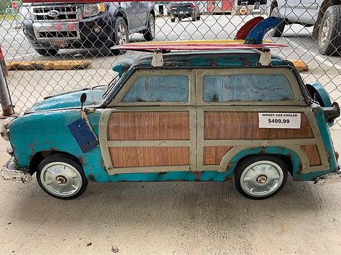 Vintage Car Cooler