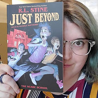 I love this book so much!!! _rl_stine1 w