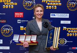Best Vodka 2012