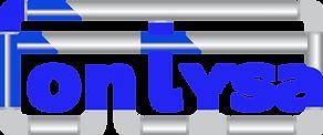 Logotipo de la empresa Fontysa