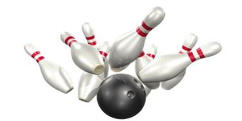 Winter Potluck & Bowling