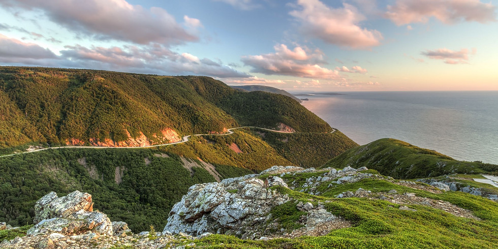 Cabot Trail in 4 Days 2021