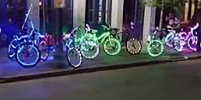 Light up your Bike Ride