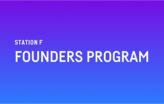 Station F Founders Program